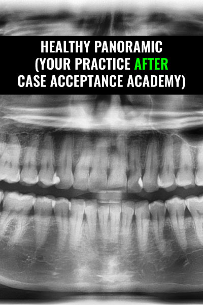 Your Practice After Case Acceptance Academy